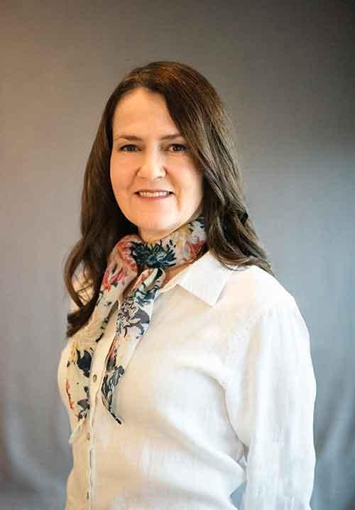 Bridget Murphy Milligan, associate professor of the Department of Art and Art History