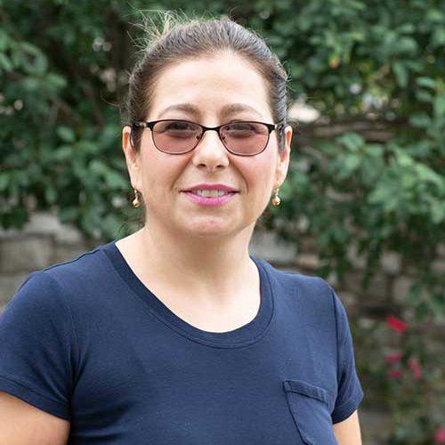 Sofia Visa, associate professor of computer science