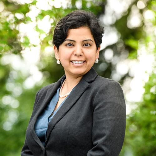 Sookti Chaudhary portrait