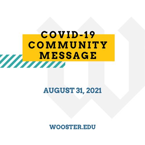 COVID-19 Community Message